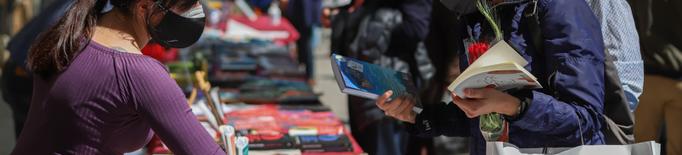 Lleida planteja per al 2022 una diada de Sant Jordi en format híbrid