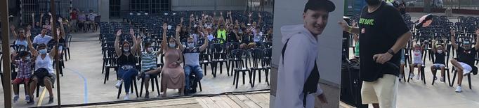 Les Borges recapta fons per l'AFANOC en una sessió de discjòqueis solidària