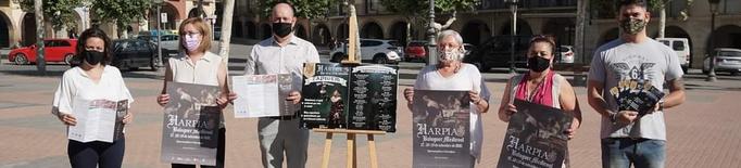 Balaguer prepara una Harpia Medieval segura i diversa