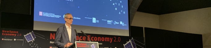 Catalunya impulsa la nova economia de l'espai i els nanosatèl·lits amb 7 MEUR