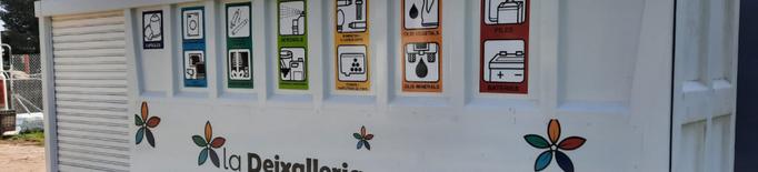 Nou servei de deixalleria mòbil a la Noguera
