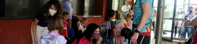 Pugen a 262 els grups escolars confinats