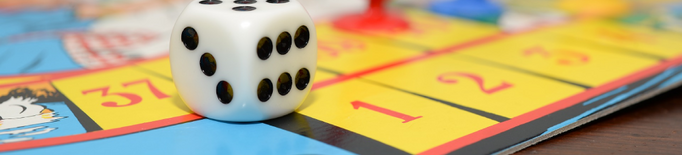 Jocs de taula en préstec a les ludoteques municipals de Lleida