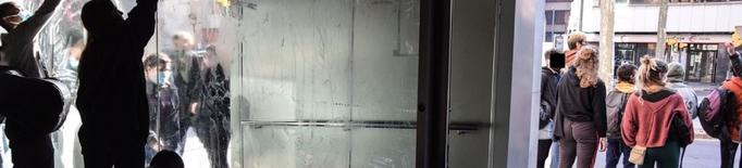 Recuperen una oficina bancària de Lleida per convertir-la en la seu del Casal de Joves