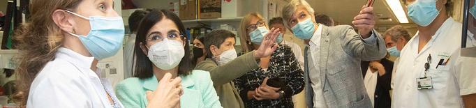 ⏯️ Sanitat invertirà 94 MEUR en tecnologia sanitària a Catalunya en dos anys