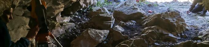 Descobreixen què s'hi feia a la cova prehistòrica més alta del Pirineu