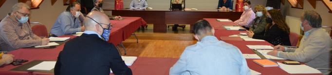 Aprovat el primer conveni col·lectiu dels Pompièrs d'Aran