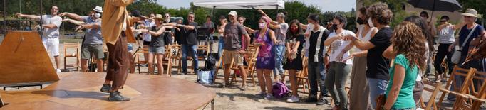 Balaguer tanca la segona edició del Festival Llavors amb dansa, circ i música emergent
