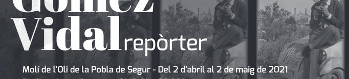 L'exposició del fotoperiodista lleidatà Gómez Vidal arriba a la Pobla de Segur