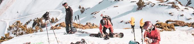 L'estació d'esquí de Tavascan tanca una temporada atípica