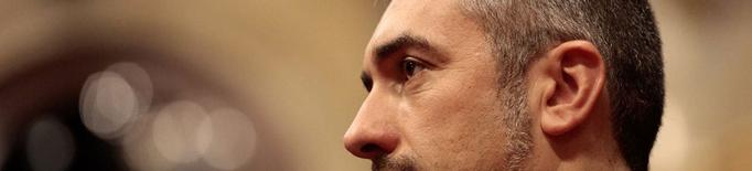 Bernat Solé, a judici aquest dilluns per afavorir l'1-O quan era alcalde d'Agramunt