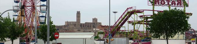 Les firetes tornaran a Lleida aquest maig i canviaran d'ubicació