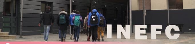 ⏯️ Allau de sol·licituds per estudiar al nou INEFC Pirineus