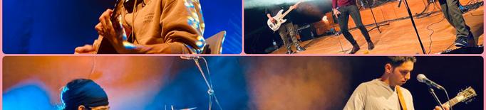 El primer concurs de bandes emergents de la Casa de la Música ja té guanyadors