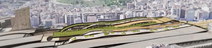 Plantegen un centre comercial i d'oci de 55.000 metres quadrats a l'estació de trens de Lleida