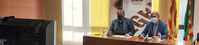El Consell del Segrià col·laborarà amb les AMPES i obre la licitació del servei de Teleassistència