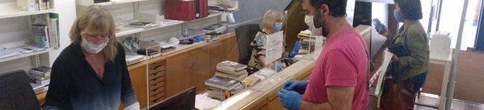 Germanes Güell reobre les sales de lectura a partir de dijous amb cita prèvia