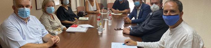 El Consell Comarcal del Segrià i el sector de i l'hostaleria es reuneixen per tractar temes econòmics
