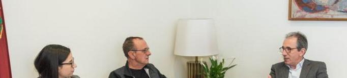 La Paeria i la Universitat de Lleida refermen la seva voluntat de cooperació