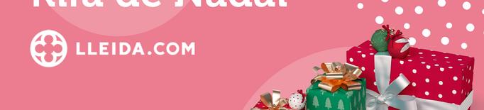 ℹ️ Participa a la Rifa de Nadal de LLEIDA.COM!
