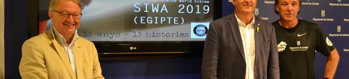 L'atleta Arcadi Climent travessarà l'oasi de Siwa, a l'Egipte