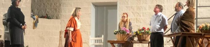Gimenells, última actuació de l'any del cicle Vesprades Teatrals del Segrià
