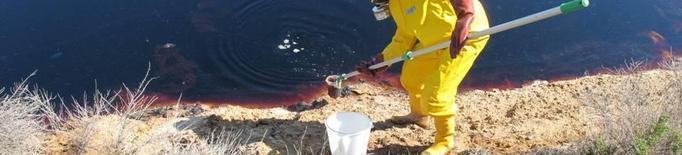 El Seprona investiga una empresa de fertilitzants de Soses per la mort d'una vintena d'aus