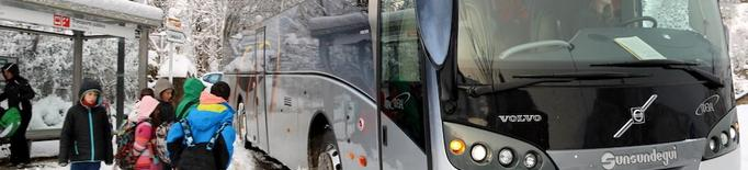 L'ús del transport escolar a l'Alt Pirineu i Aran, insignificant en el retorn a les aules