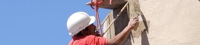 El Gremi de Constructors de Lleida confirma la reactivació de les obres i reformes d'habitatges