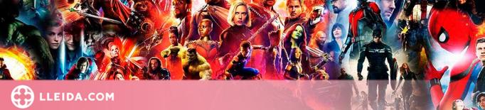 Com veure les pel·lícules i sèries de Marvel en ordre