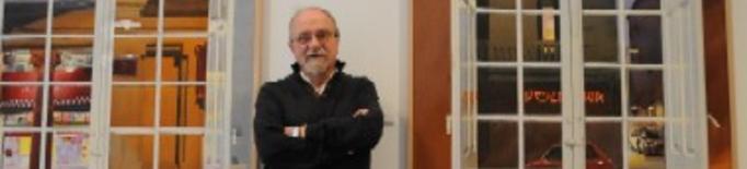 """Joaquim Ureña: """"A vegades trobo a faltar la docència"""""""