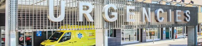 Puja el nombre d'ingressos per covid-19 als hospitals de Ponent