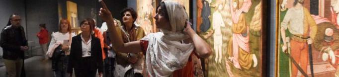 El Museu de Lleida reprèn les visites 'En clau de dona'