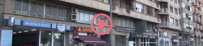 ⏯️ Mor una parella després de caure des d'un pis de l'avinguda Rovira Roure de Lleida