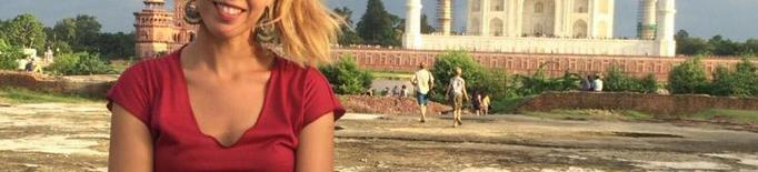 """Mariona Pujols, almacellenca confinada a Bangalore: """"És moment d'aparcar-ho tot i caminar junts de la mà. Així que si us plau, humanitat"""""""