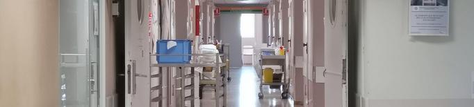 Pugen a 134 els pacients ingressats per covid-19 a la Regió Sanitària de Lleida