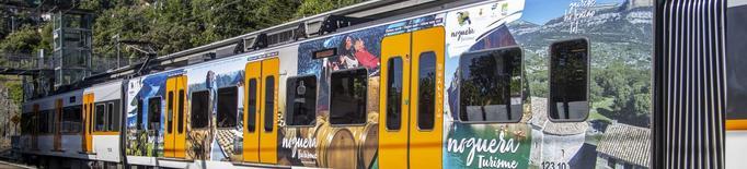 La Noguera, a la campanya de promoció turística de Ferrocarrils de la Generalitat de Catalunya (FGC)