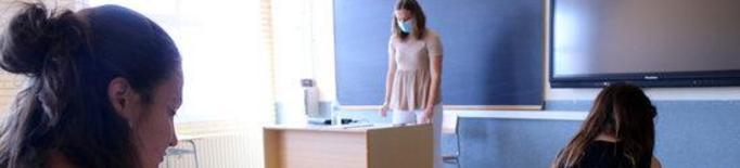 ⏯️ El curs començarà a Lleida amb 141 baixes de professorat pel coronavirus