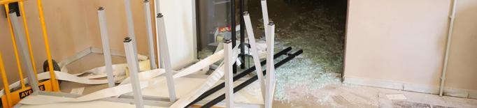 La UdL denunciarà els danys que ha sofert l'edifici durant la tancada i posterior detenció de Pablo Hasél