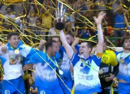 El Lleida Llista torna a guanyar la WS Europe Cup