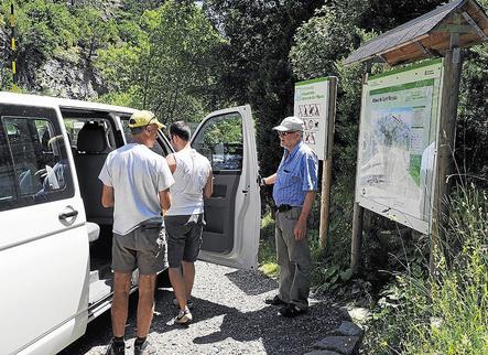 Els taxis del Pirineu insten a ampliar competències