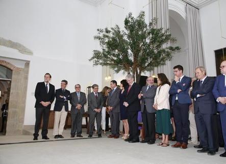 """Rajoy rebutja """"camins de ruptura"""" i veu el parador un exemple de col·laboració"""