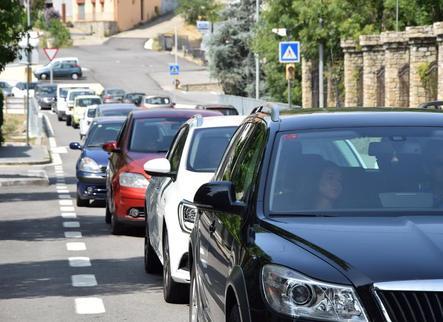 Cinc persones ferides en una col·lisió a l'autovia A-2 a Lleida