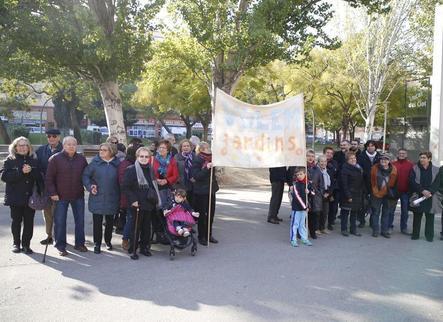 Reclamen recuperar el nom de Clot de les Granotes per a la plaça Constitució