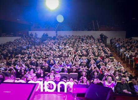 Lleida viu un 'Mamapop' de pel·lícula per impulsar la investigació contra el càncer de mama