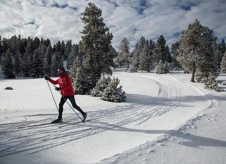 Les últimes nevades garanteixen l'esquí fins a Setmana Santa