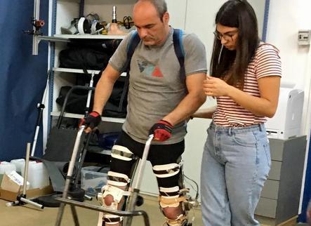 Ciència per tornar a caminar