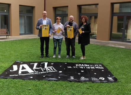 Sis concerts en el segon Jazz al Pati de Balaguer, del 14 al 19 de maig