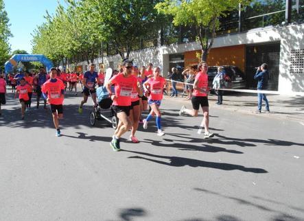 La Cursa de la Dona reuneix 800 atletes a Mollerussa