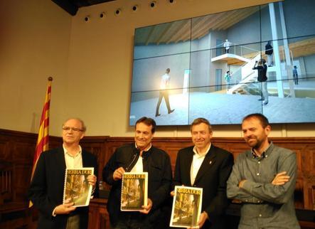 Artesa de Lleida obrirà el museu del joguet el 2019 i projecta una fira